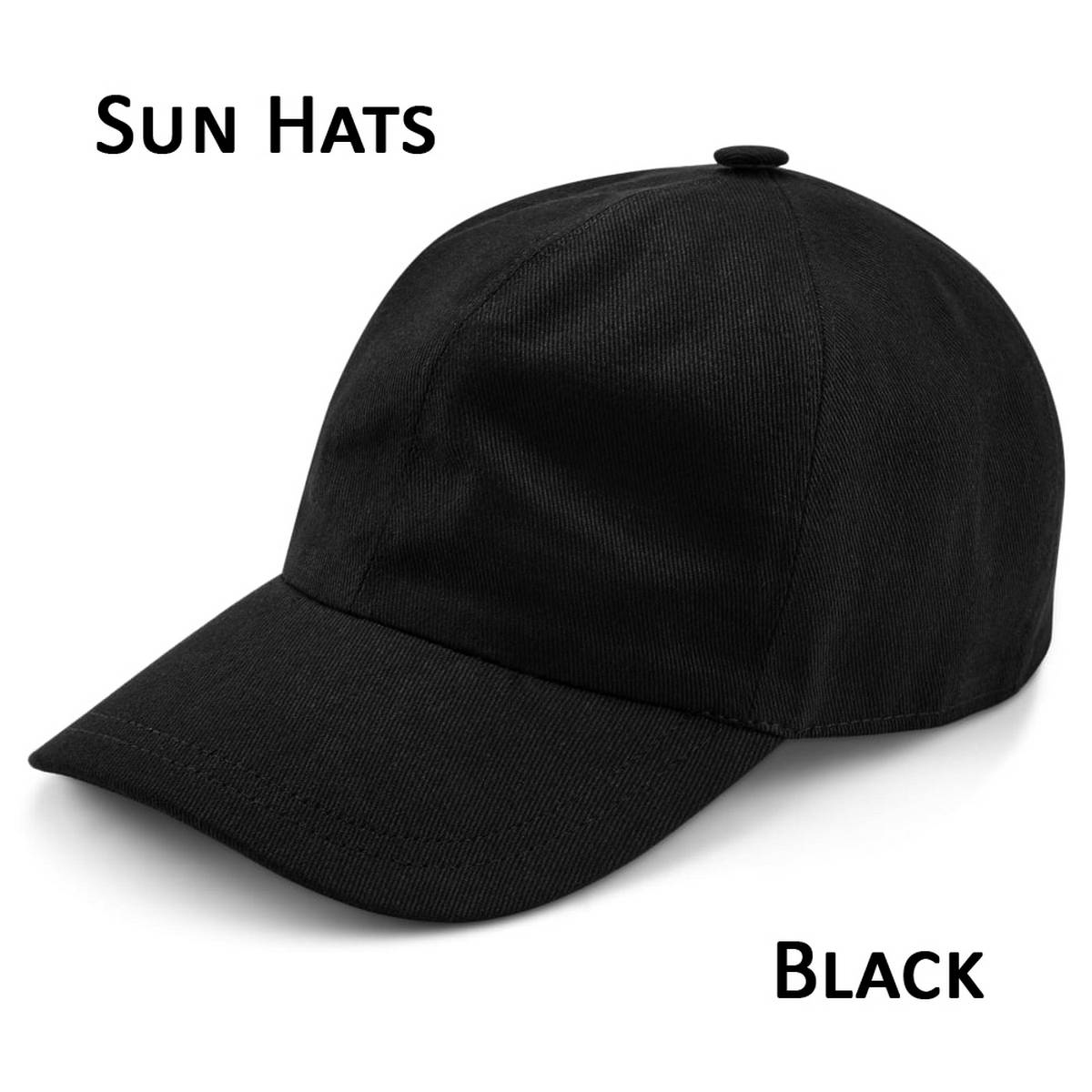 Hats And Cap With Curved Brim With Adjustable Strap For Men