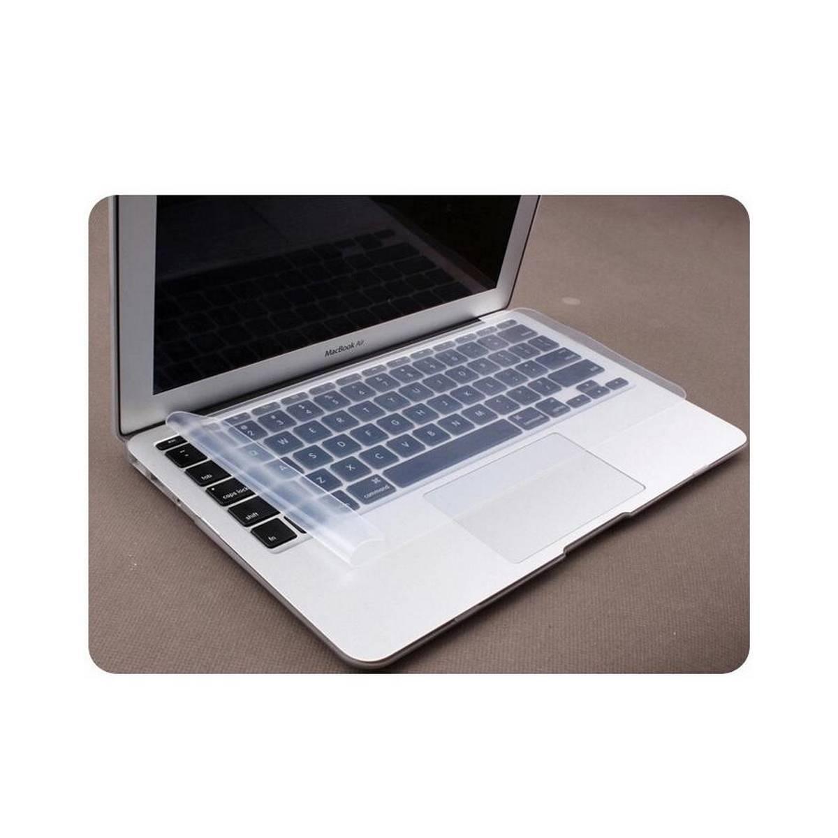 Universal Laptop Keyboard Silicone Waterproof Protector For Numpad Laptop Keybords - Transparent