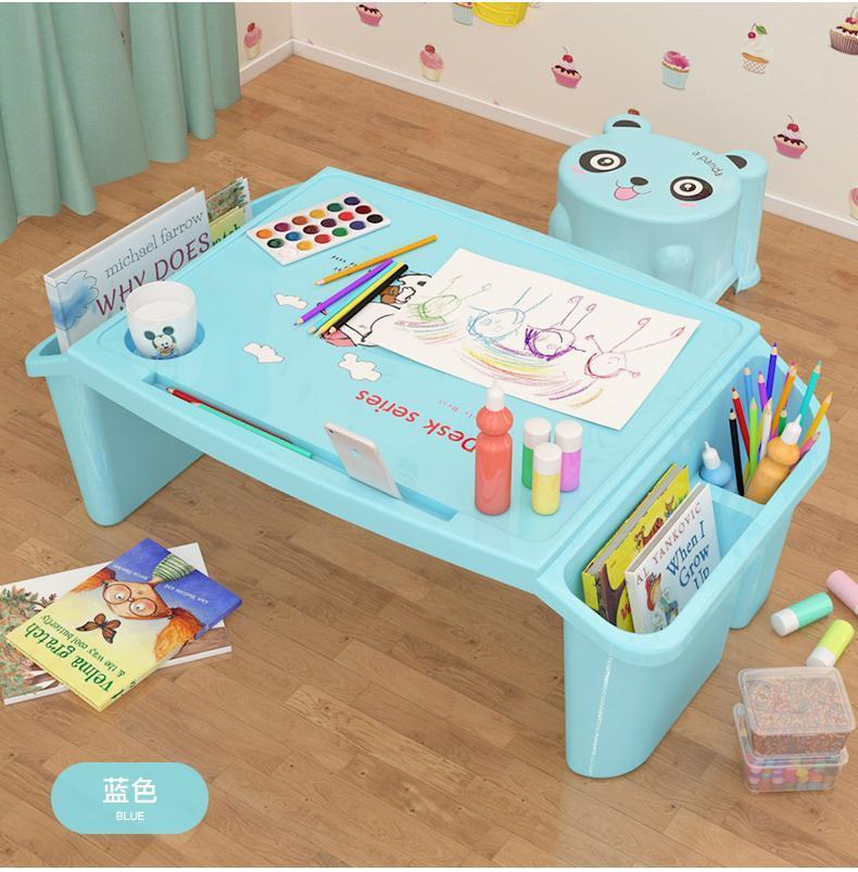 Early Teaching Table Baby Learning Table Multifunctional Madarsa Table Writing Table Children Bed Small Writing Table Plastic Toy Table Dining Table