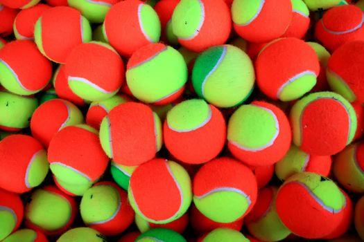 Pack of 12  Cricket Tennis Balls