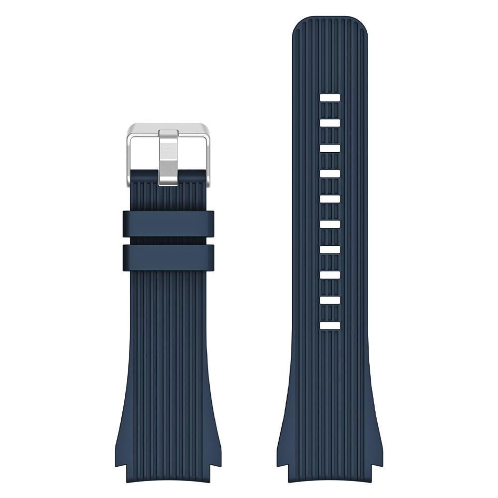 Silicone 22mm Watch Band Bracelet Wrist Strap Replacemnt for Samsung Galaxy