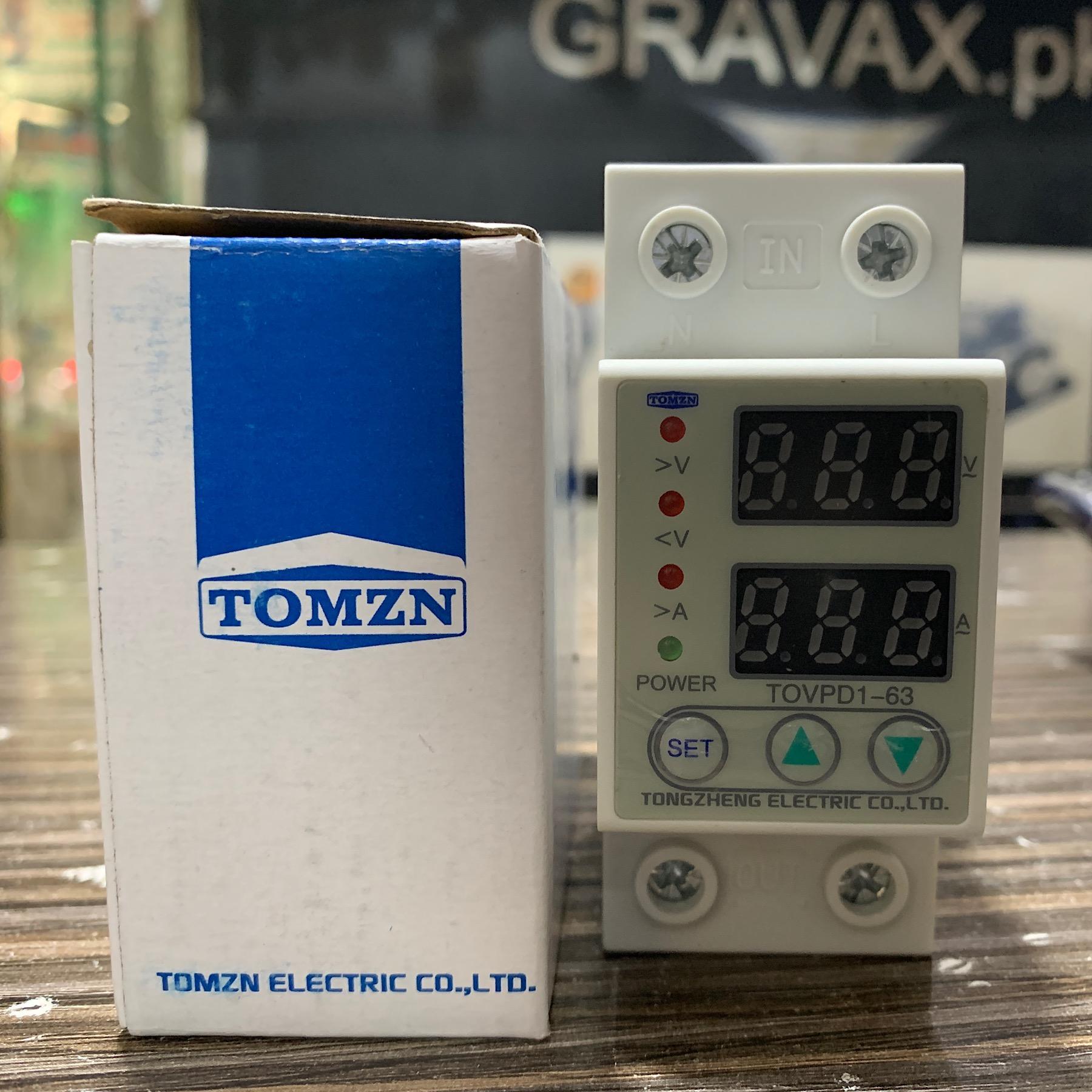 under over voltage relay