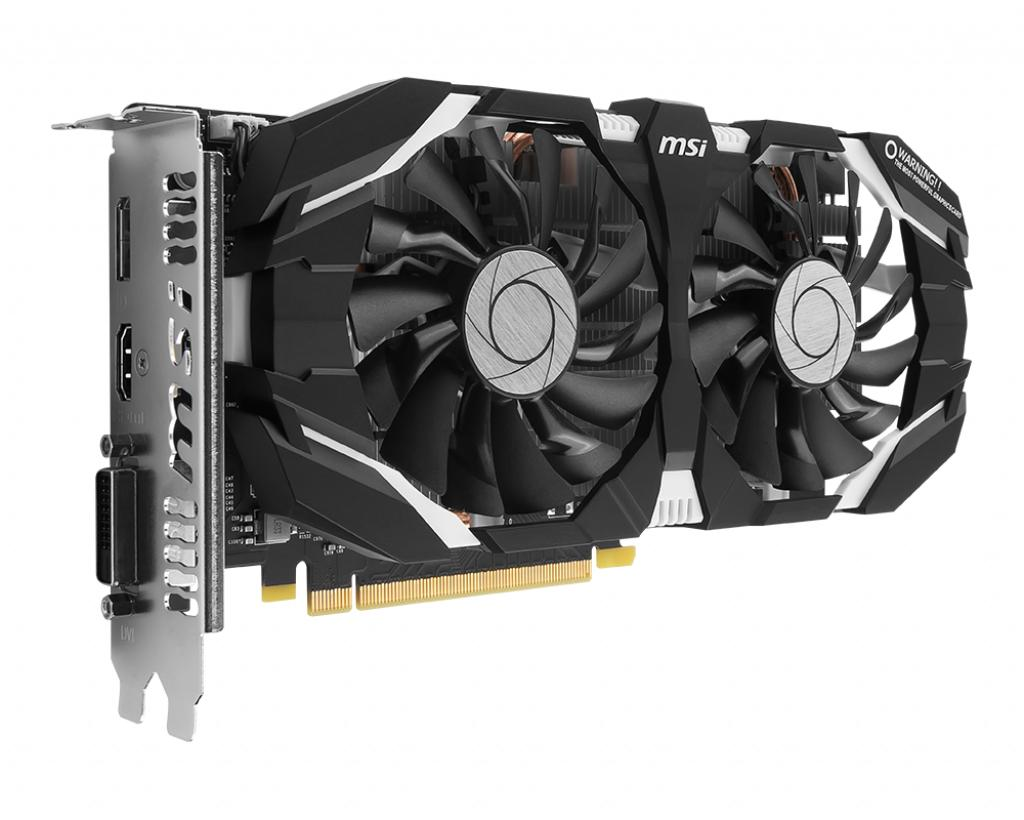 GeForce GTX 1060 3GB OC Graphic Card