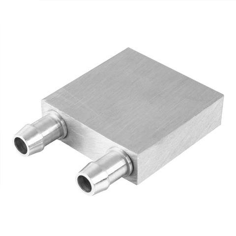 40*40mm Aluminum Water Cooling Heat Sink Block for Peltier in Pakistan