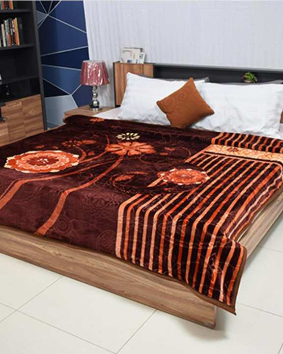 Emperor Double Bed Blankets - Design # 212 / 2017