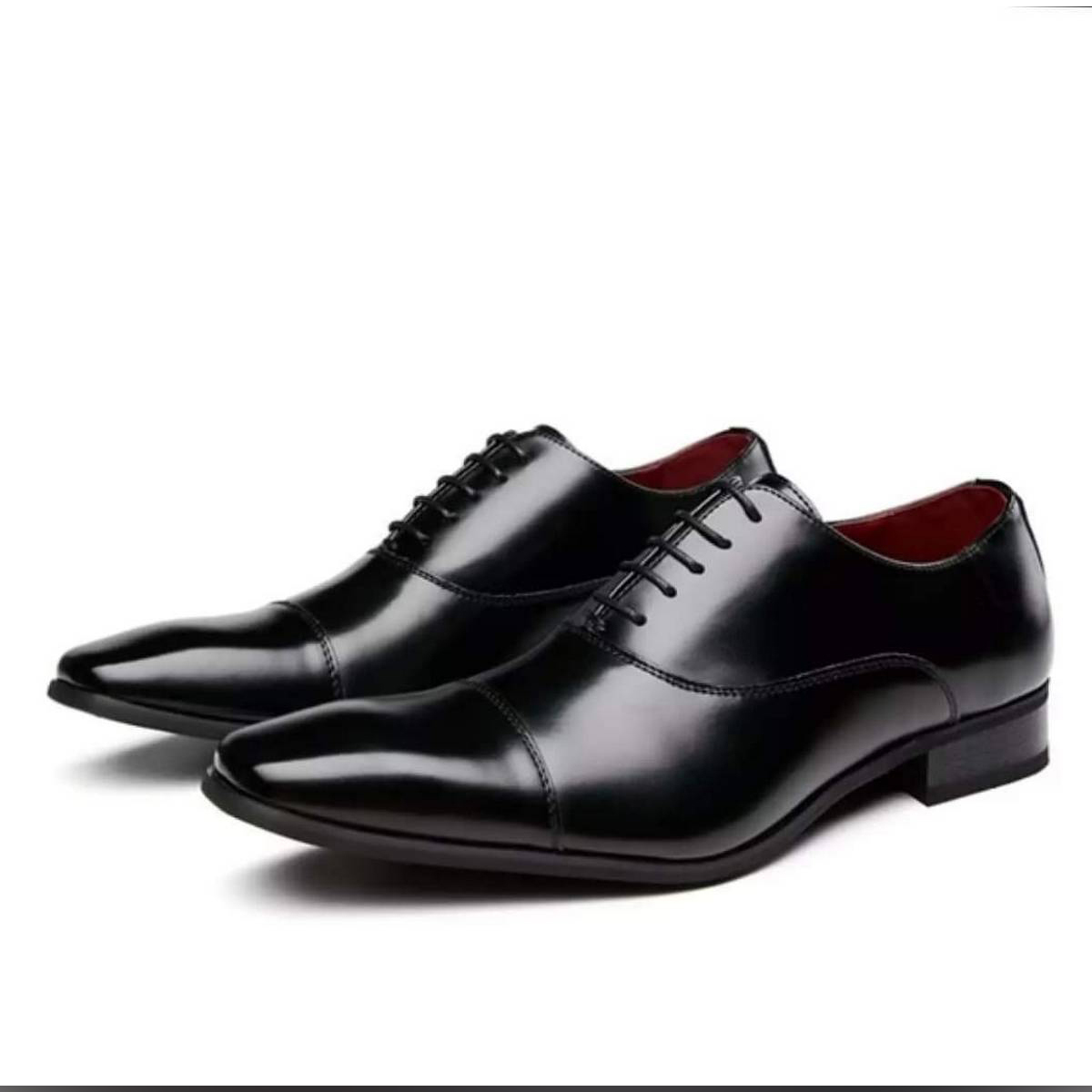 Breathable Pointed Toe Decent Elegant Formal Men Dress Shoes 2020 Patent Leather Office Wedding Shoes Man Oxfords
