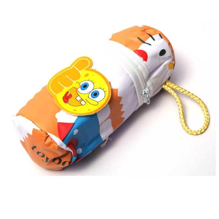 Cartoon character baby feeder cover