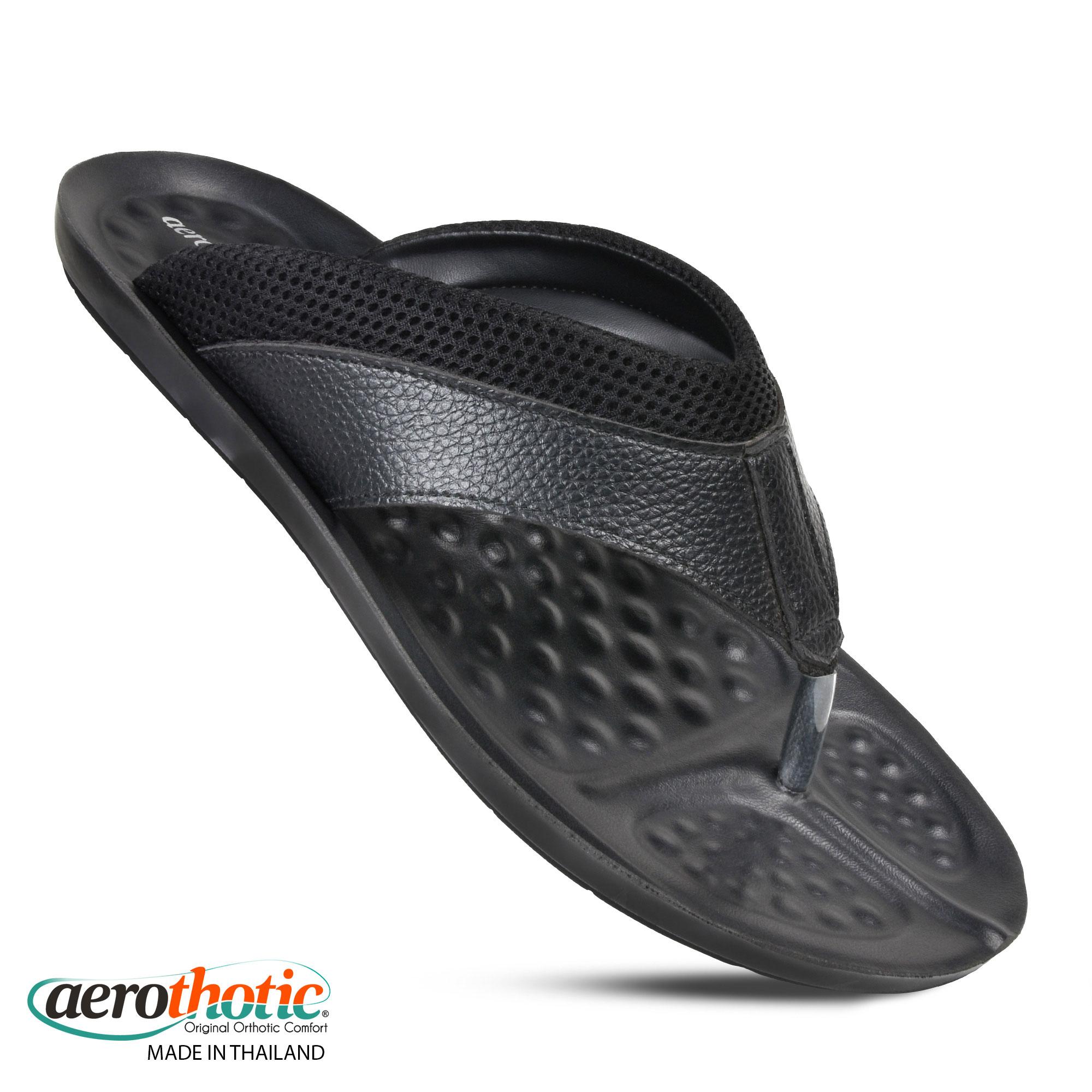 AEROTHOTIC Men's Comfortable Stylish Sandals - Original Thailand Imported - M0705