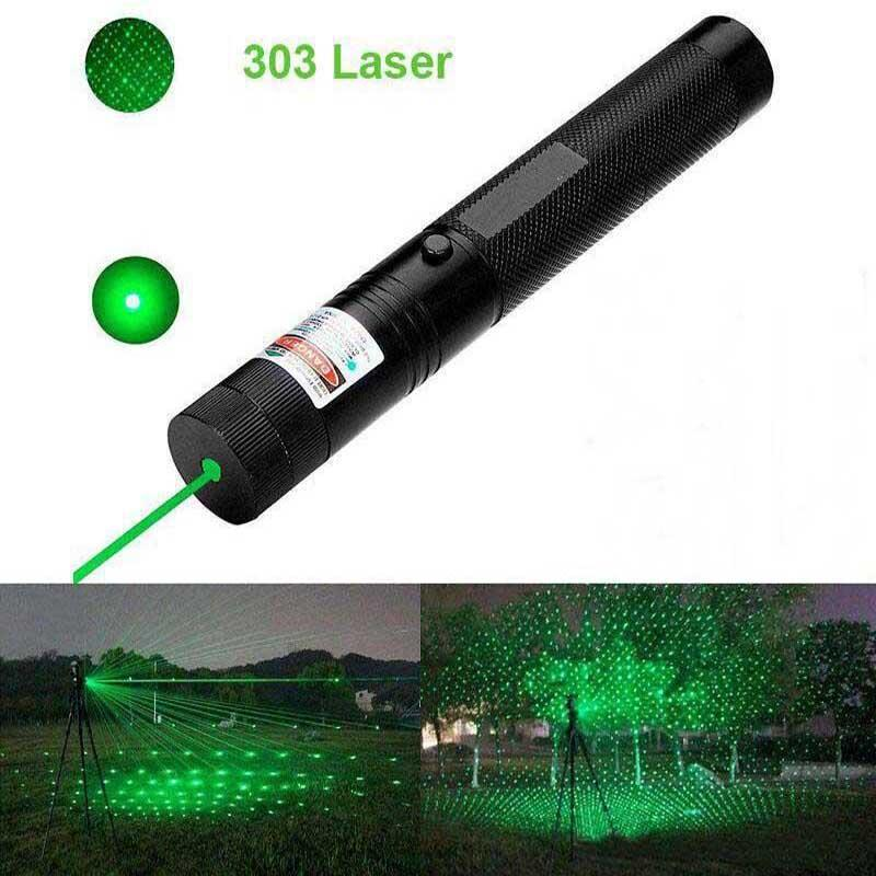3310f715016 Laser 303 500mW Green Lazers Pointer Adjustable Light Burns Match with 2  Safety Keys: Buy Online at Best Prices in Pakistan | Daraz.pk