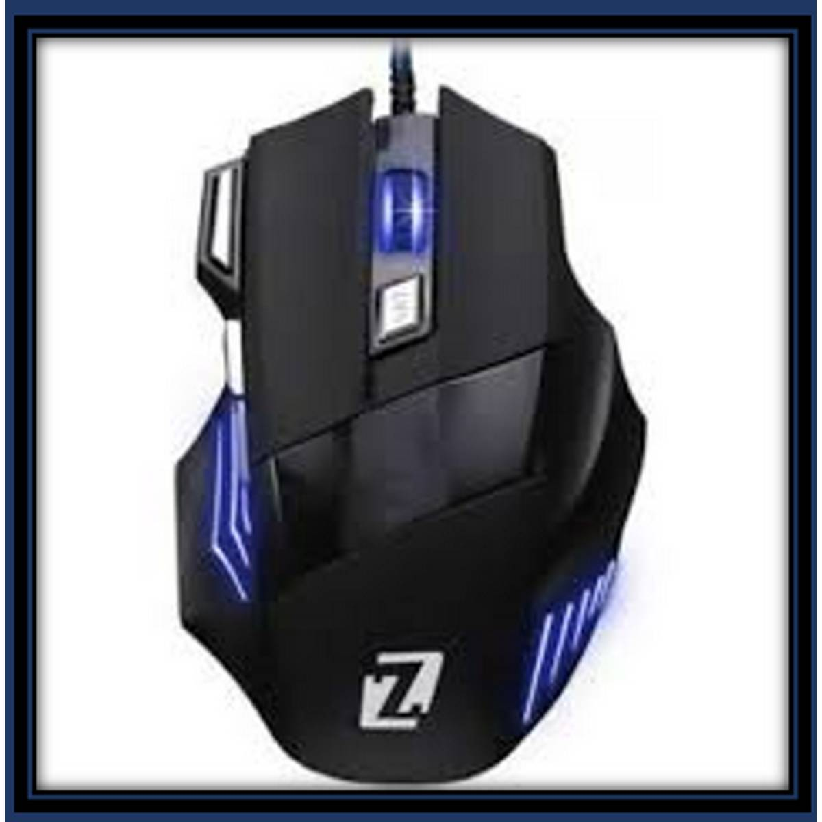 Banda G2 Gaming Mouse 7 Buttons RGB 5500DPI 7D Optical USB Mouse