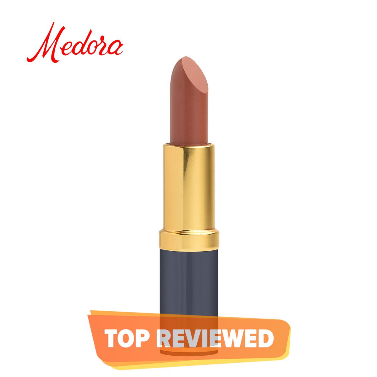 MEDORA Matte Lipstick- 552 Peach Silk