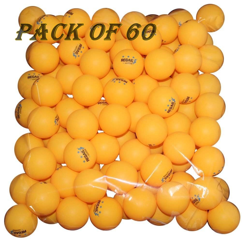 Table Tennis Balls (60 in 1)