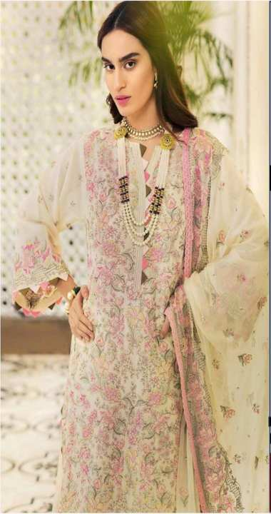 Ladies Embroidery Suit