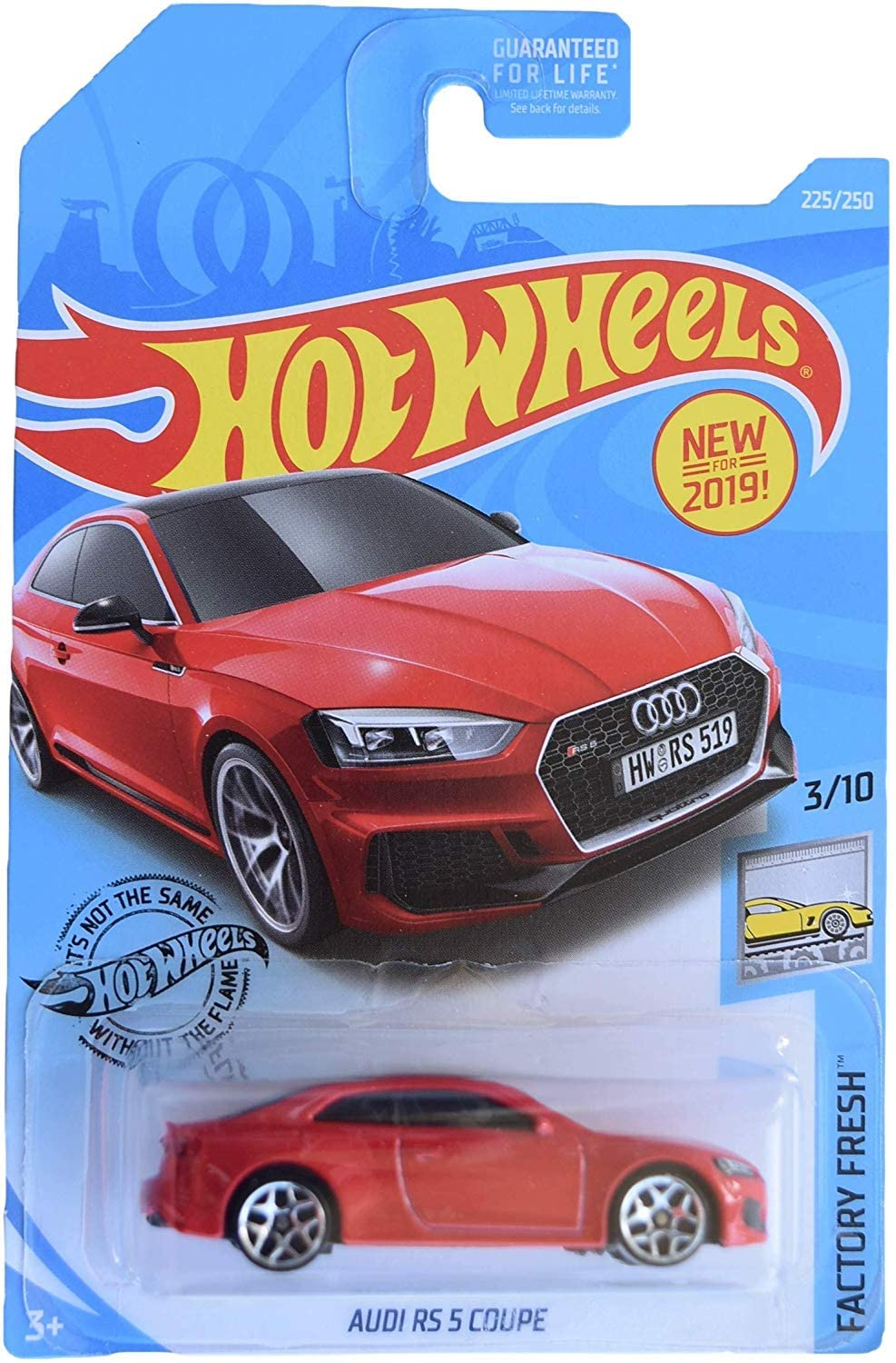 Hot Wheels Audi RS 5 Coupe diecast