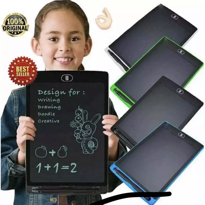 8.5 inches Original LCD Writing Drawing Tablet Learning toys and gadgets For Kids