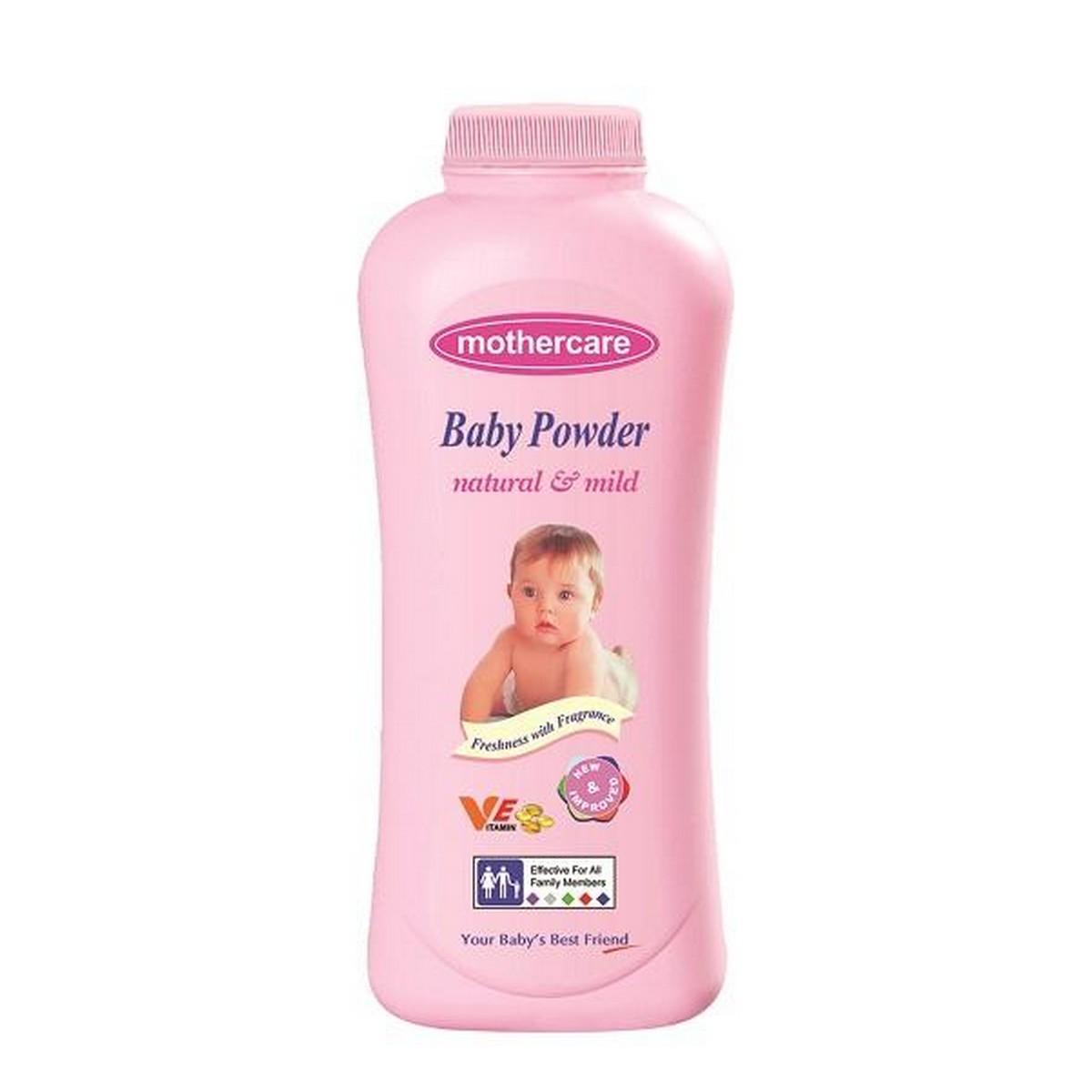 Mothercare Baby Powder Natural (Large) 385gm