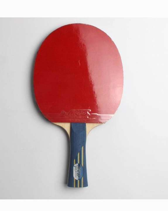 Table Tennis Racket – 1pc- Red