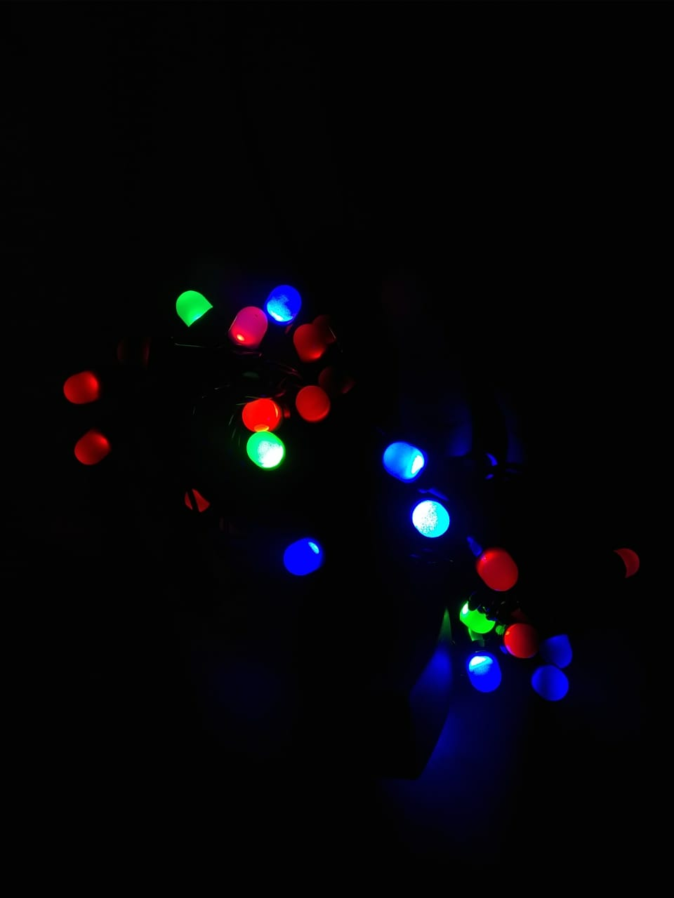 Picture of: String Fairy Lights Multi Color Led Automatic Color Changing Globe Ball Bright Bulb 20 Feet For Home Decoration Part Wedding Festivals 20 Feet Buy Online At Best Prices In Pakistan Daraz Pk