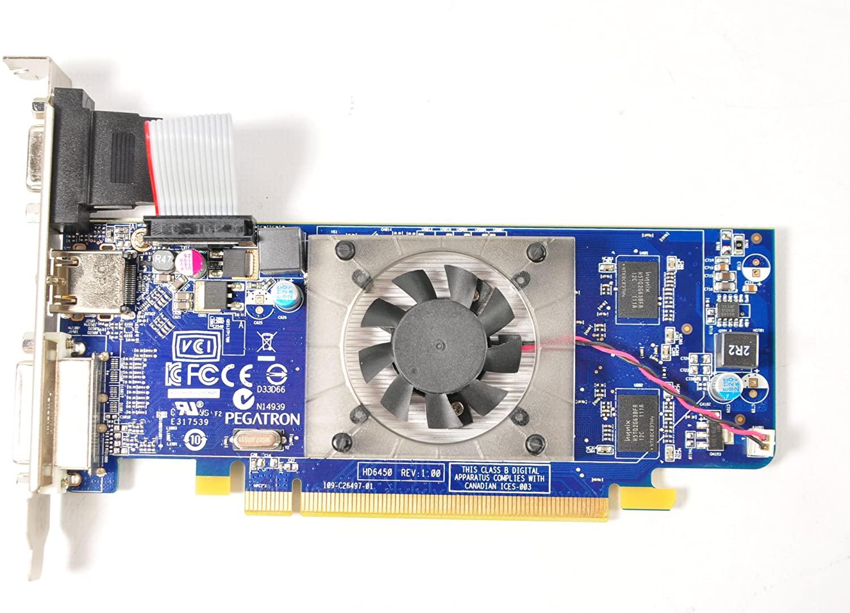 AMD Radeon HD 6450 1GB DDR3 for Gaming GTA5, PUBG, FreeFire.. etc..