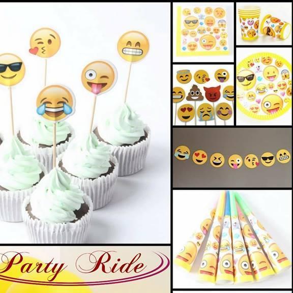 Product Details Of Emoji Birthday Theme