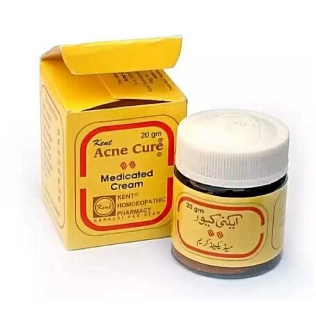 Acne Cure Cream 20 Grams For Men's And Women's -BEST RESULT