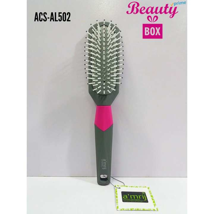 Amrij High Quality Hair Brush - ACS-AL502