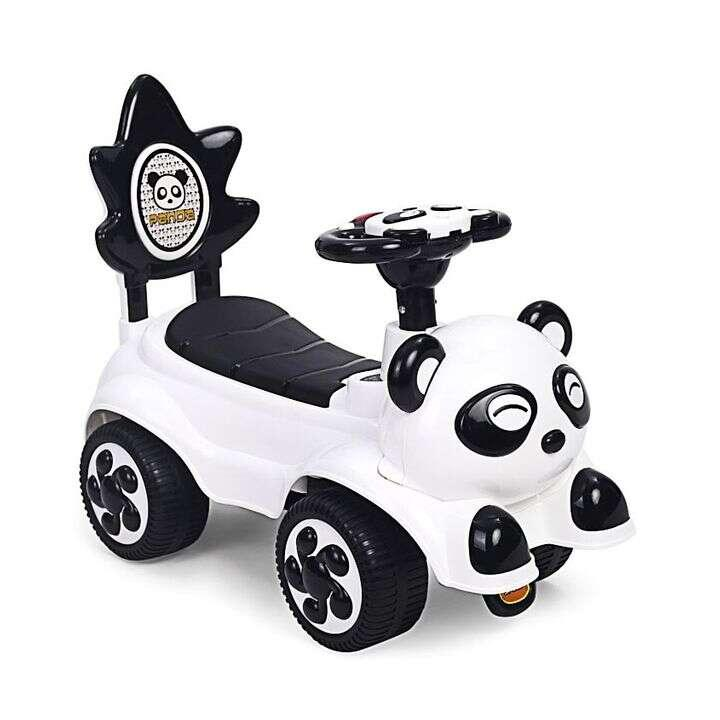 Baby Push Car / Panda Design Push Car for kids with Music / Ride on Car for kids with Music