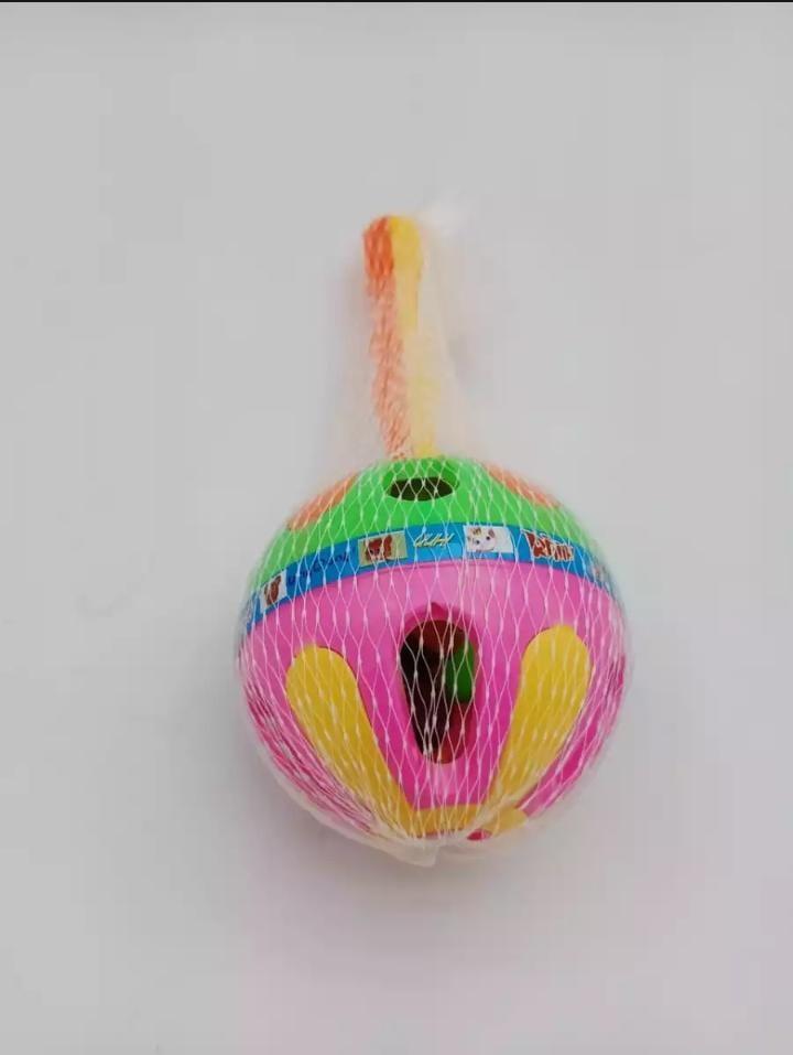 Lolly POP Shape Rattle-Hand Rattle-Chunchuna for kids(boys and girls)
