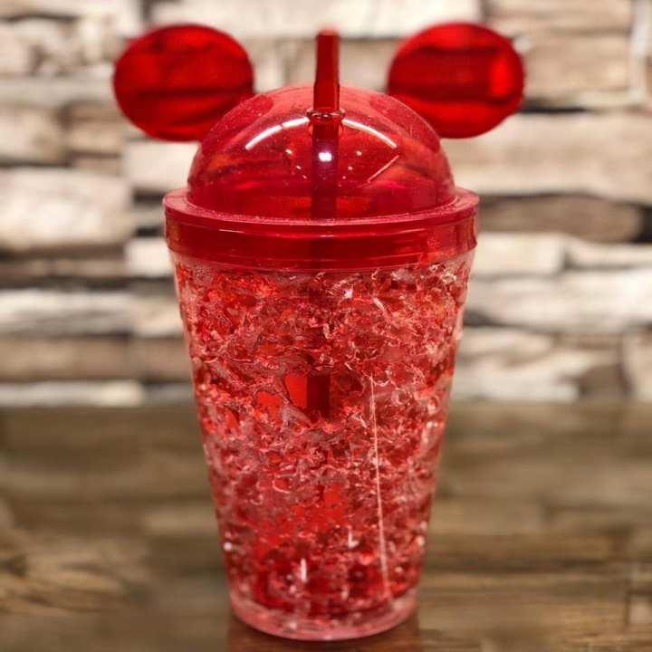 Stylish Mickey Mouse Ears Water Bottle