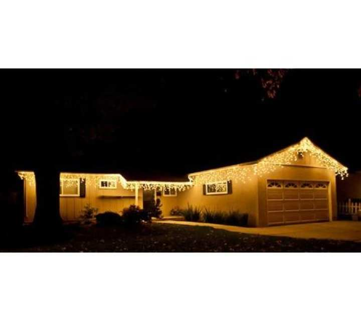 Pack of 10 - LED lighting for households / workplaces - Golden