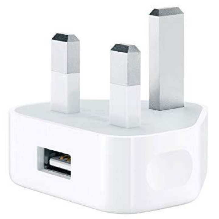 Genuine Apple 5W A1399 USB Mains A/C Power Adapter (MD812B/A)