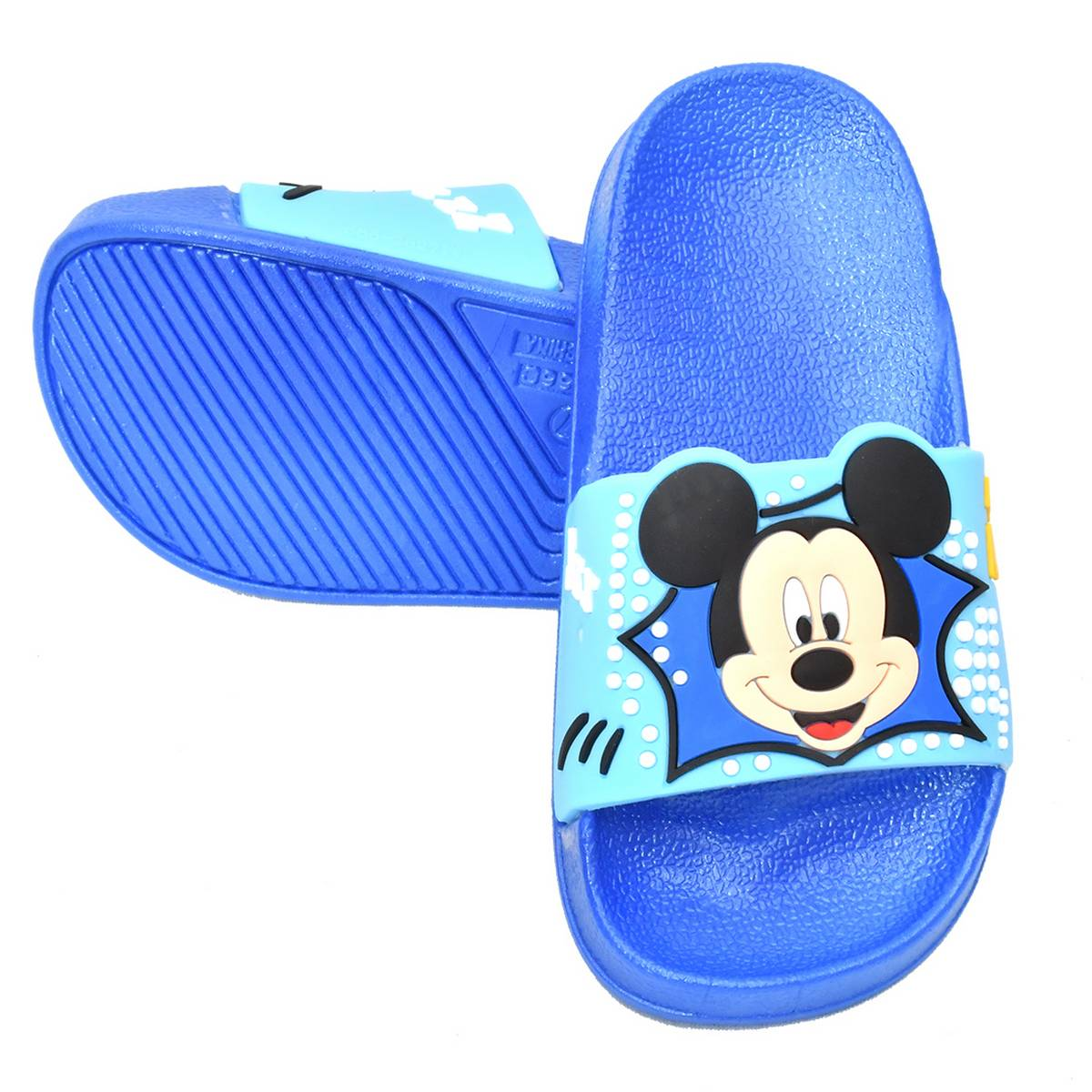 Softy Kids Slippers- High Quality House Slippers for Boys and Girls-Mickey Mouse Shoes