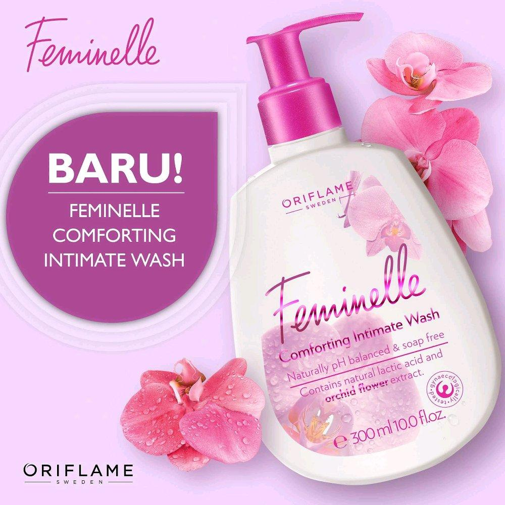 c5ac48764e FEMINELLE Comforting Intimate Wash  Buy Online at Best Prices in Pakistan