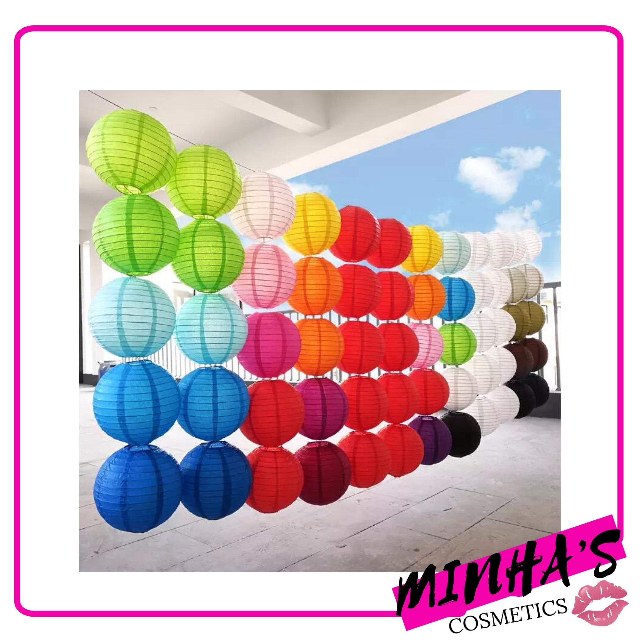Paper Lanterns Party & Home Decoration 10 Inch