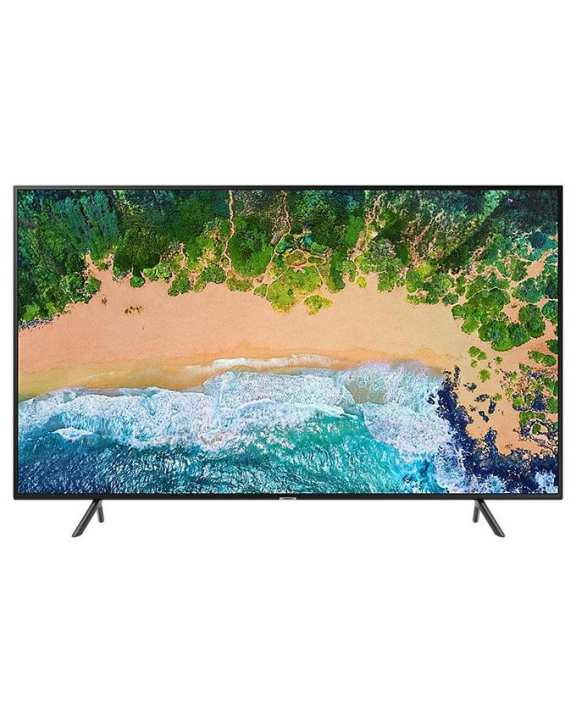 "Samsung - 49Nu7100 Smart 4K UHD LED TV - 49"""