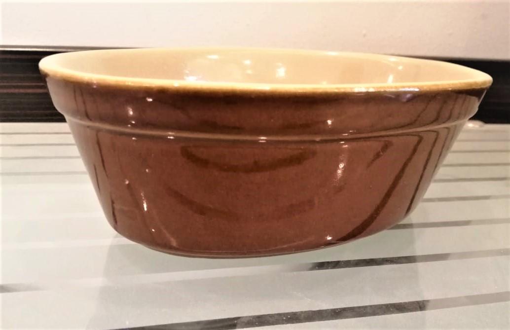 Elegant Brown Color Ceramic Salad Raita Soup Or Dessert Serving Bowl Oval Shaped Bowl Kitchenware Buy Online At Best Prices In Pakistan Daraz Pk