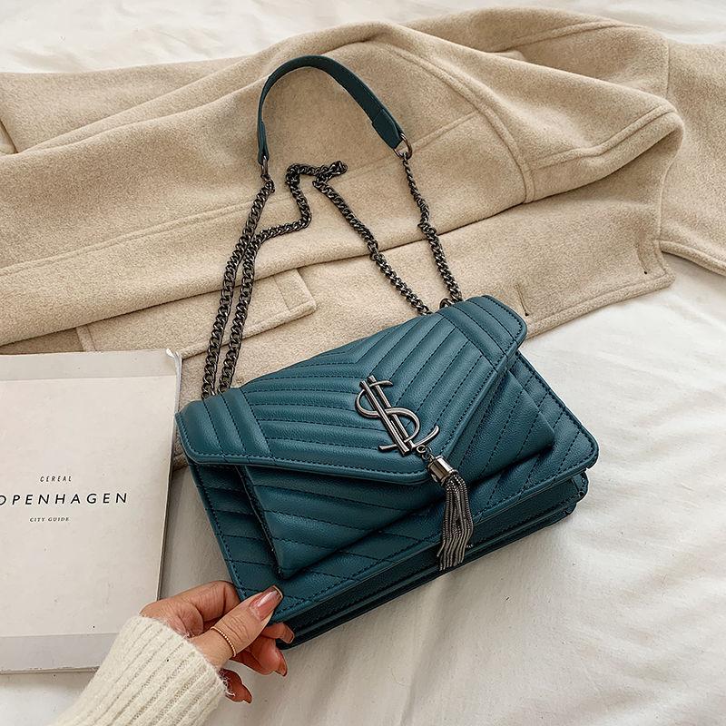 Ladies PU Leather Hand Bag  Women Bag Luxury Design Chain & Hand Bags Fashion PU Leather bag For Girls & Women Evening Clutch Bag Messenger Cross body Bags For Women handbags