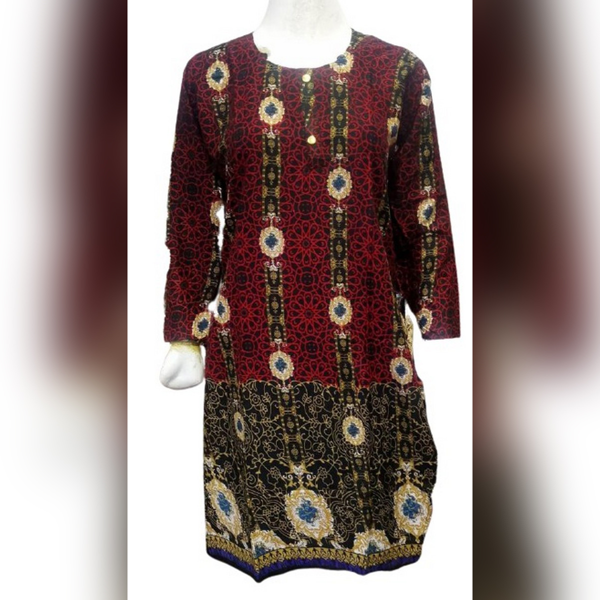 China Linen Printed Kurti For Ladies and Girls, Women Good Quality FAbric Fashion Style Trending