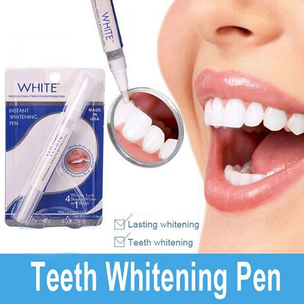 White Professional Teeth Whitening Pen Buy Online At Best Prices