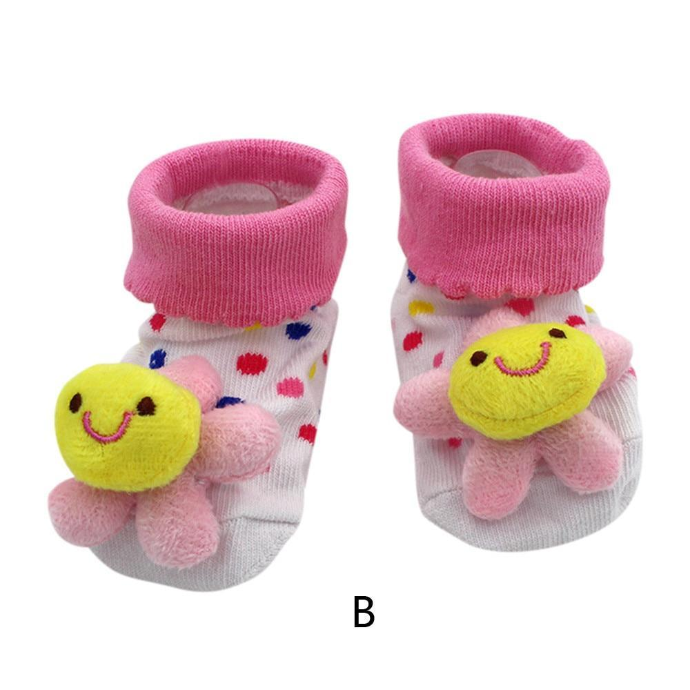 Girls' Clothing (newborn-5t) Baby & Toddler Clothing Hot Sale New Born Baby Girl Socks