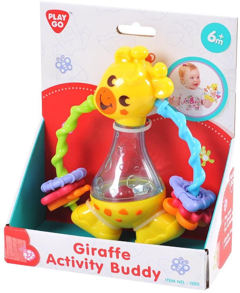 Playgo - Giraffe Activity Buddy Crib Toy HT