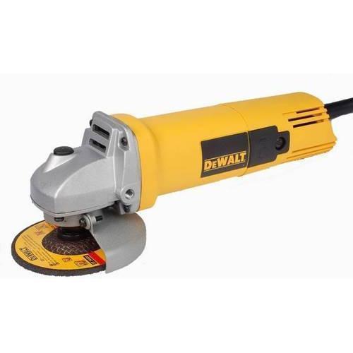 850 W 4 inch Dewalt DW801 Angle Grinder, Model: 1 DW801