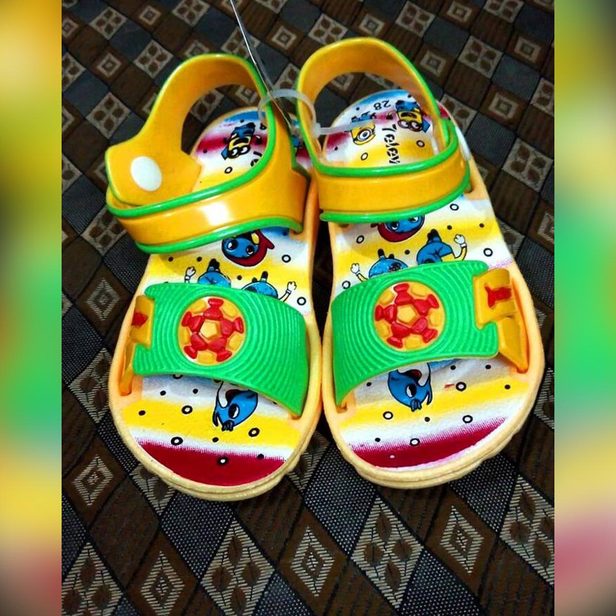 Anti-Slip Sandals For Kids - Multicolor