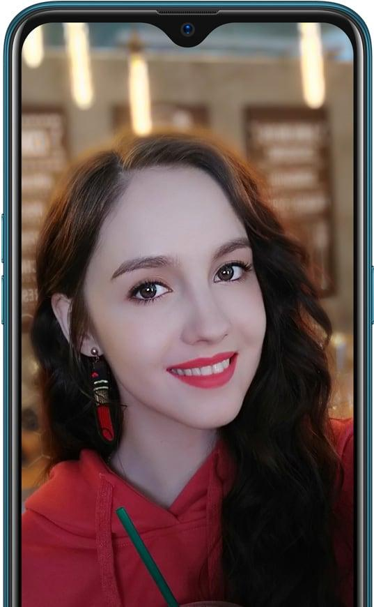 OPPO A7 - 16MP front camera