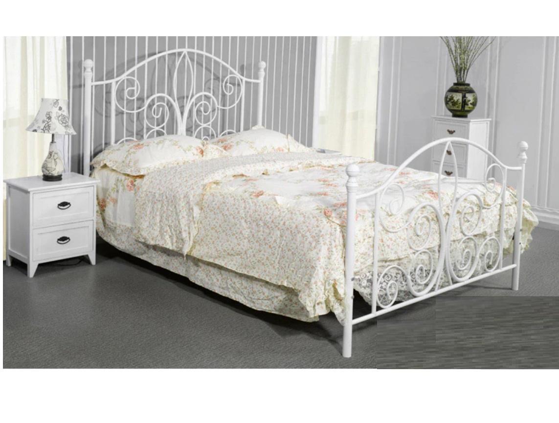 Picture of: Modren Wrought Iron Metal Bed Buy Online At Best Prices In Pakistan Daraz Pk