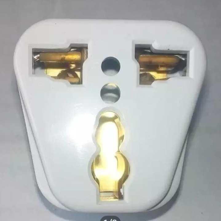 3 Pin to 2 pin power Socket Switch