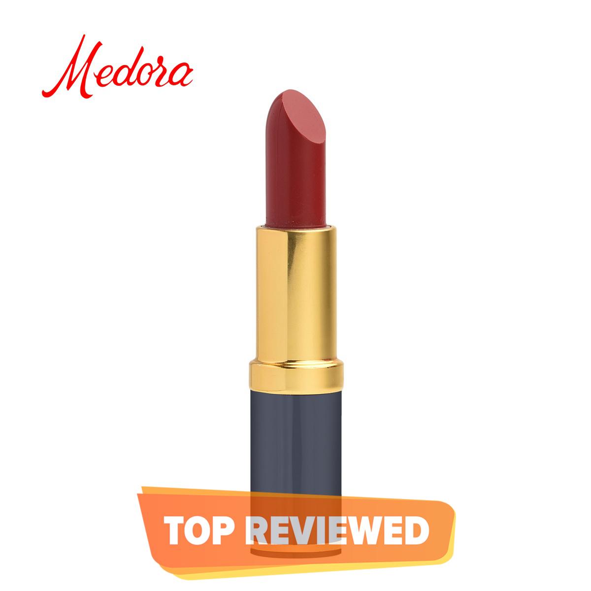 MEDORA Matte Lipstick- 283 TRUE RED