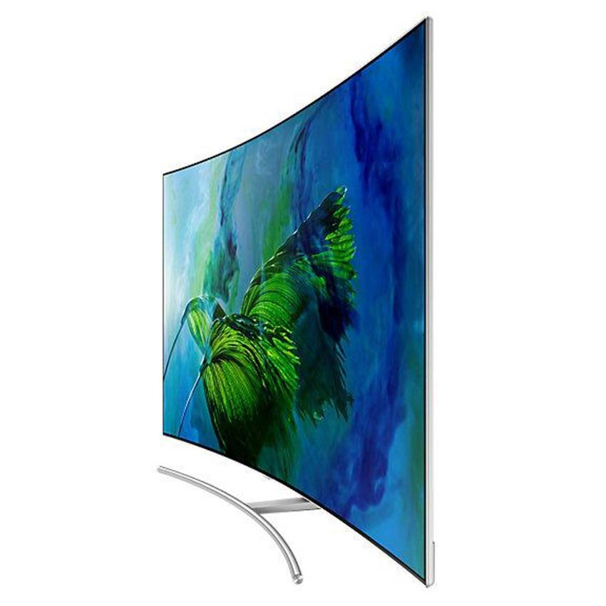 c9dc256668c Samsung LED TV 65 Q8C 4K Curved Smart QLED TV