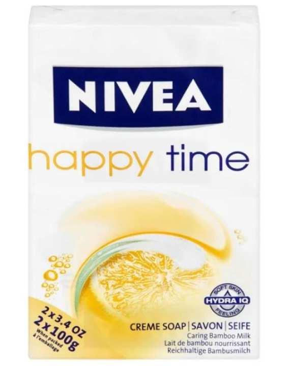 Nivea Soap Happy Time ,200g