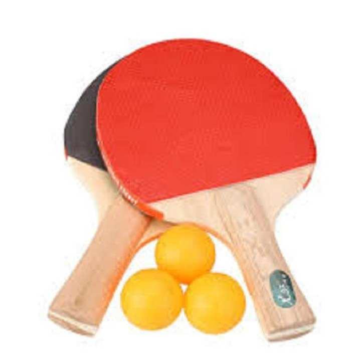 CIMA - Table Tennis Racket - Red & Black
